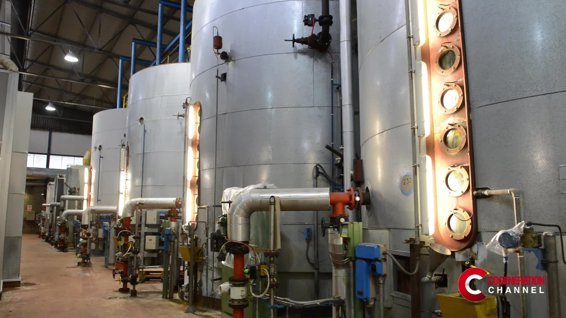 Eridania Sugar refinery: from beets to biogas
