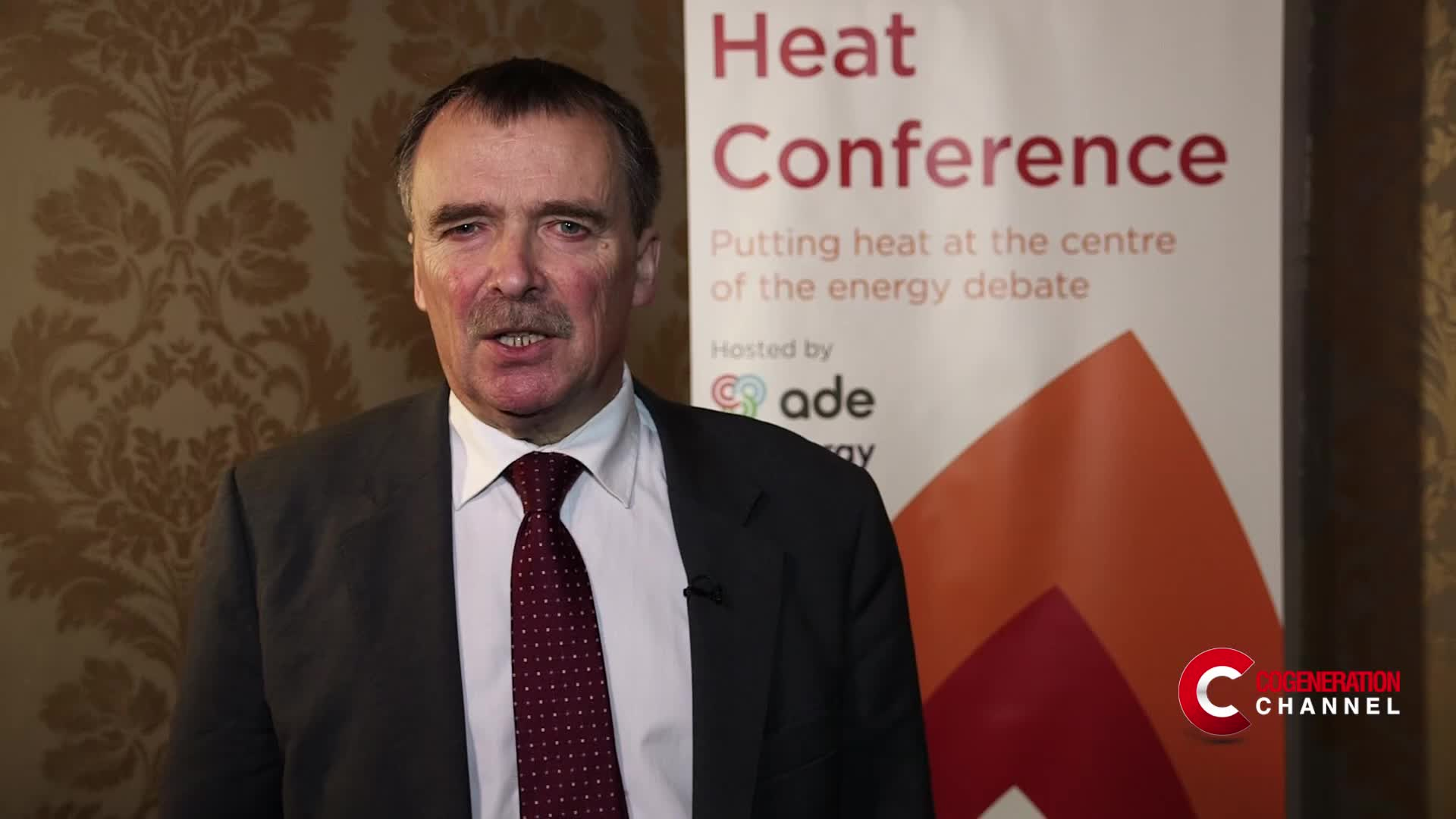 How will the spending review affect new district heating projects in the UK?