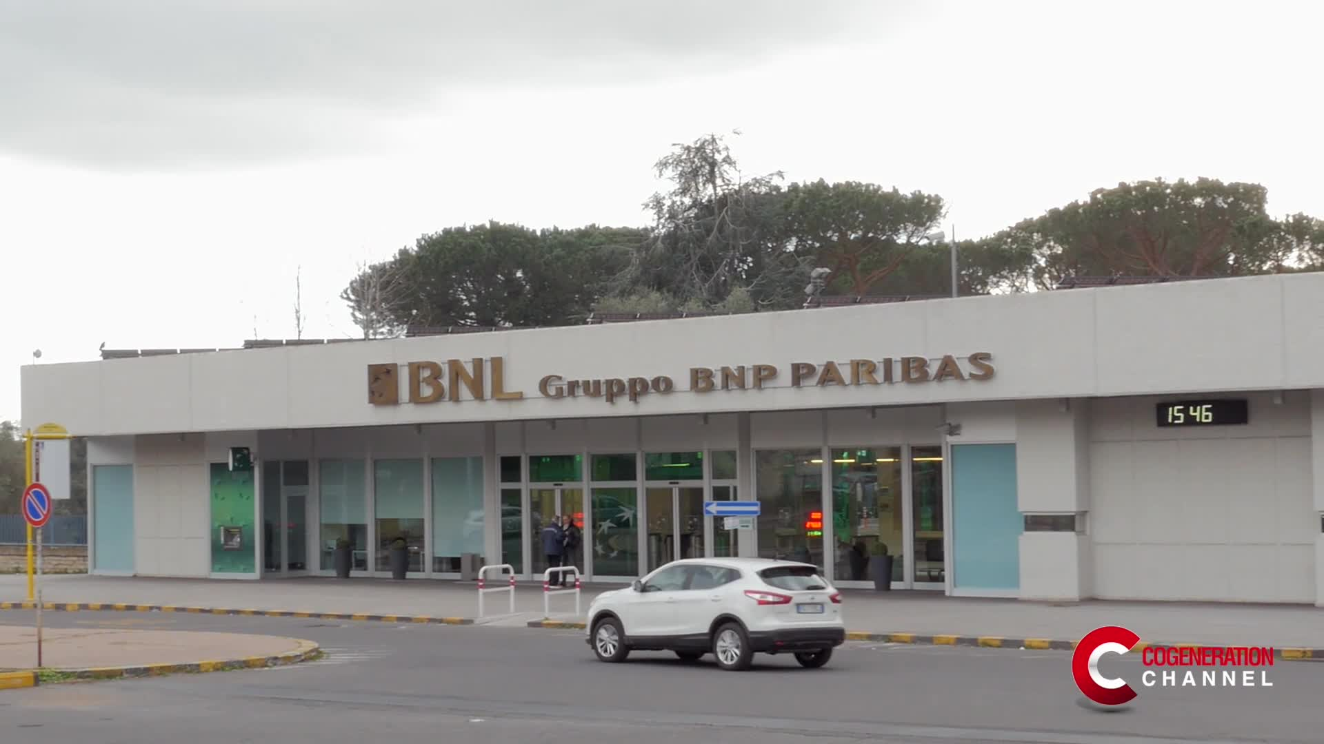 BNL in Rome is backing trigeneration to reduce its energy consumption by 40%