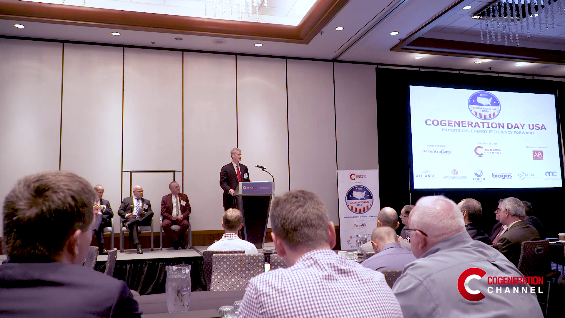 Cogeneration Day USA: a successful first edition