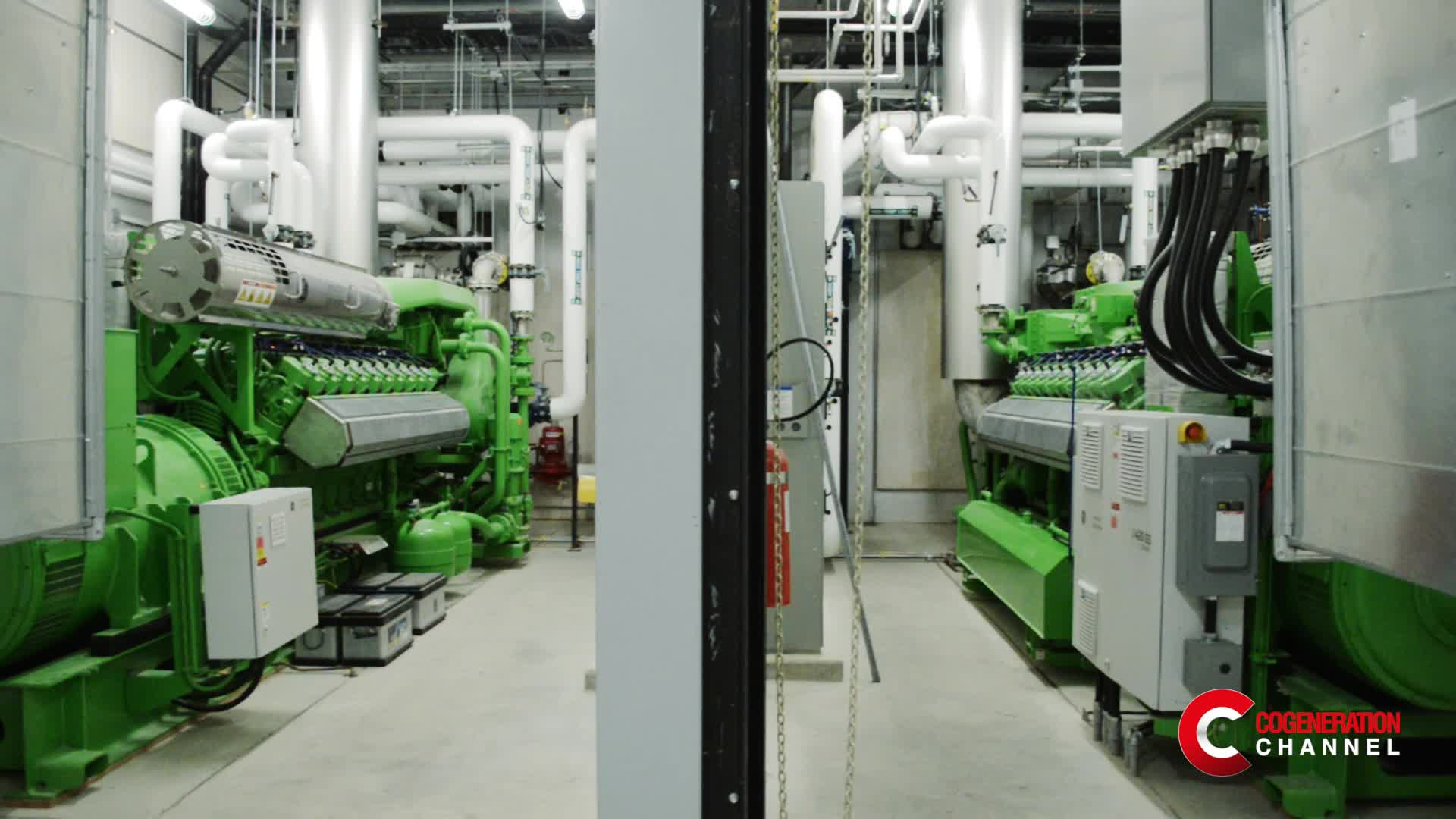 Energy efficiency made in Canada: the Woolwich Bio-En plant