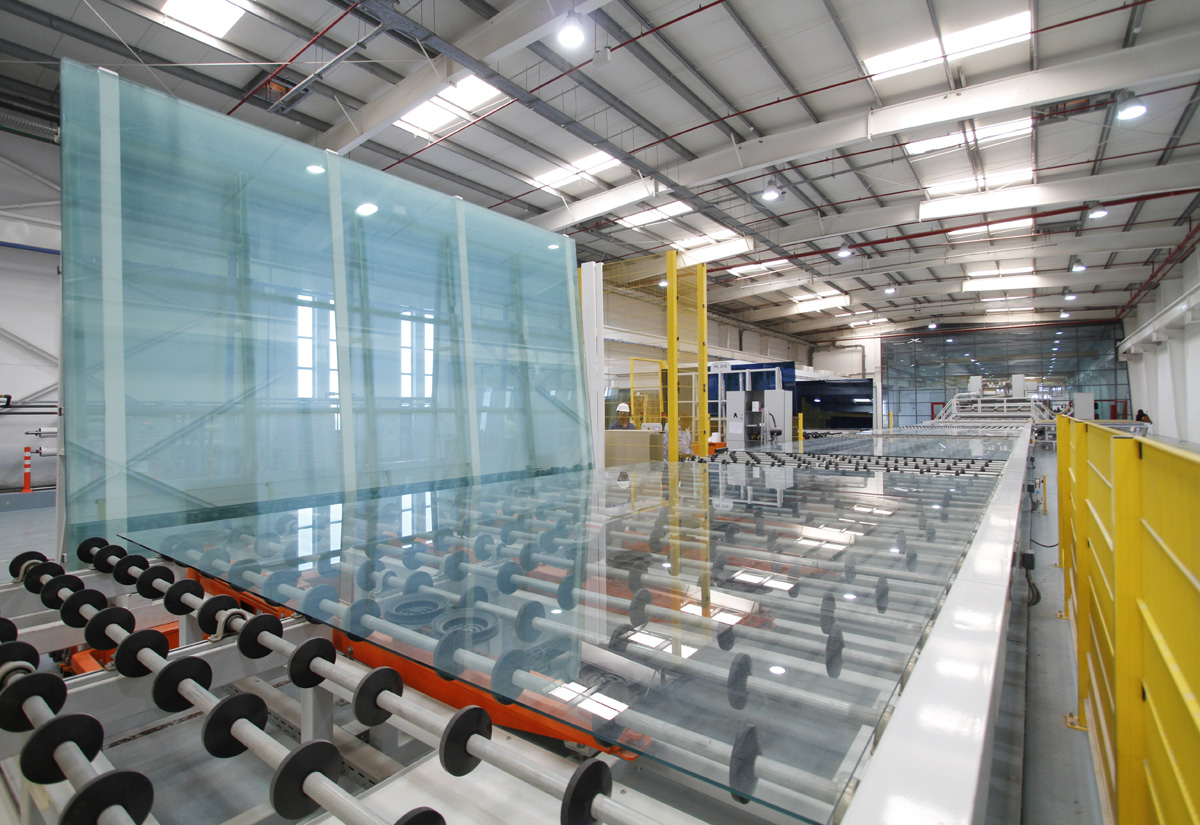 Recovering heat from glass industry production processes with ORC technology