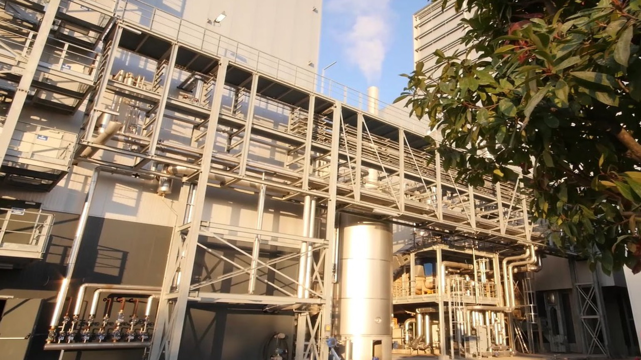 ADV: 4.4 MW cogeneration plant and DUPLEX boiler boost production efficiency at Cereal Docks